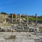 Площадь Аматуса.Лимассол.Кипра.