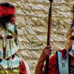 Ахейские воины Греция