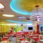 Центр Галактика.Лимассол-Кипр.Кафэ-ресторан.