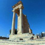 Храм Аполлога.Кипр.Курион.