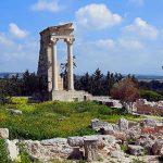 Храм Аполлона Гейладского. Курион