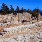 Храм Аполлона.Курион.Кипр.
