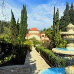 Монастырь Святого Георгия Аламаноса.Кипр.-min