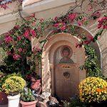 Женский монастырь Святого Георгия Аламаноса. Кипр.-min