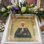 Церковь Святой Матроны Московской.Кипр.Пафос.-min