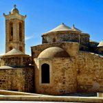 Церковь святой Параскевы.Пафос.Кипр.-min