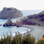 Место рождения Афродиты .Кипр.
