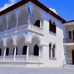 Музей в Пафосе. Кипр.