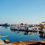 Пафос -порт 2_. Лодки рыбаков.-min