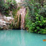 Ванны Адониса.Кипр.Пафос.
