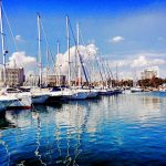 Ларнака - Марина.Порт для яхт в Ларнаке.Кипр. Рыбалка на Кипре.Индивидуальные рыбалки.