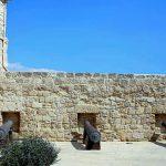 Ларнака.Кипр.Крепость на побережье.