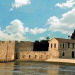 Ларнака.Крепость-форт.Кипр.